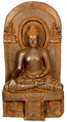 Buddha obrazek